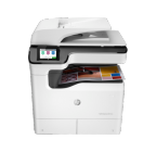 Nạp mực máy in HP PageWide Managed Color MFP P77440dns