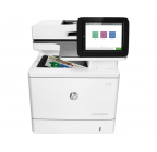 Nạp mực máy in HP Color LaserJet Managed MFP E57540dn