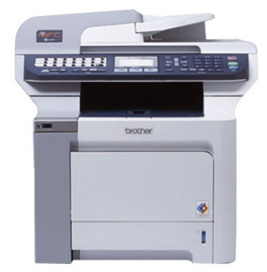 Nạp mực máy in Brother MFC-9840CDW