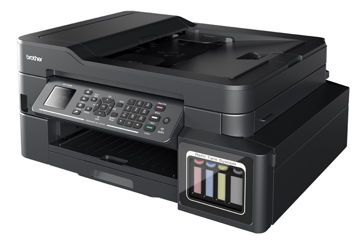 Nạp mực máy in Brother DCP-T920DW
