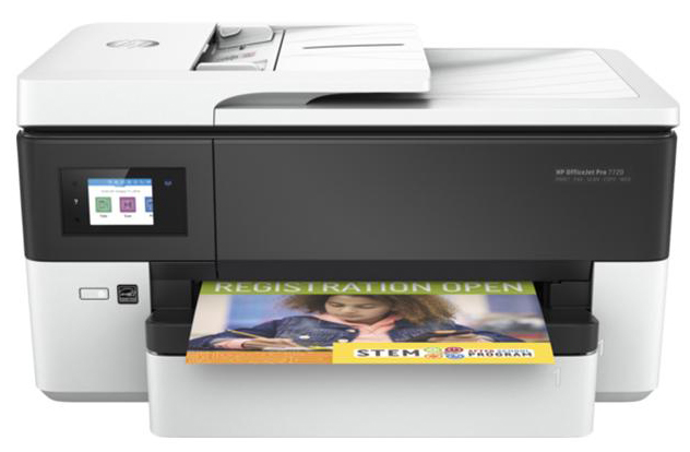 Máy in HP OfficeJet Pro 7720 Wide Format All-in-One