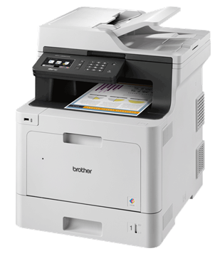 Máy in laser màu Brother MFC-L8690CDW